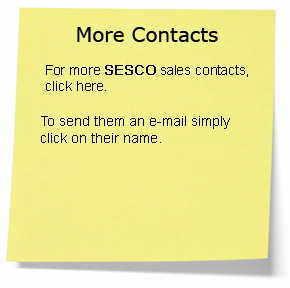 For more SESCO Contacts, Click Here.